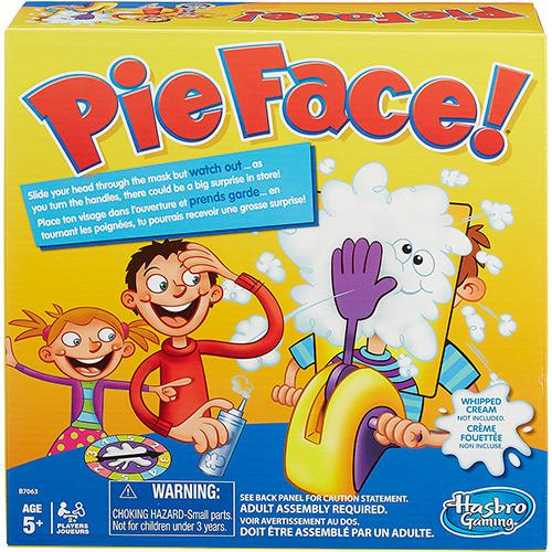 Pie Face intro