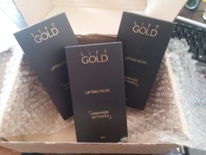 entrega lift gold